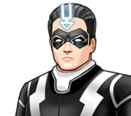 Black Bolt Rank 3 Icon