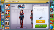 Symbiote Black Widow Spider-Man Homecoming Requirements