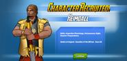 Character Recruited! Heimdall