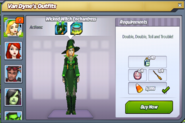 Wicked Witch Enchantress