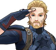Infinity War Captain America icon