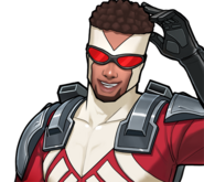 Samuel Wilson (Earth-TRN562) from Marvel Avengers Academy 003