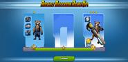 Rocket Raccoon Ranks