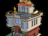 Count Nefaria's Palace