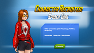 Character Recruited! Spider-Girl