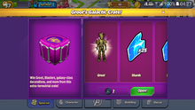 Groot's Galactic Crate!