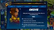 Okoye Profile