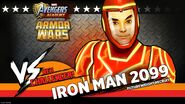 2099 Iron Man Armor Wars
