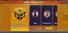 Haunted Halloween Crate