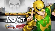 Iron Fist Recruit Available