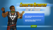 Character Recruited Doctor Voodoo