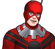Hank Pym Rank 5 Icon