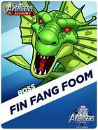 Boss Pet Avengers Event Fin Fang Foom