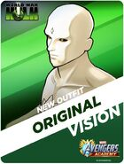 New Outfit! Original Vision