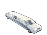 Moon Knight's Limo