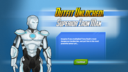 Outfit Unlocked! Superior Iron Man