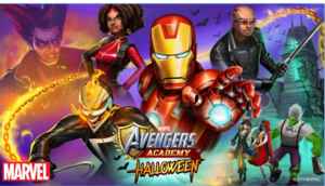 MARVEL Avengers Academy 1.5.0 Mod Hack Android Download (3)