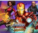 Avengers Halloween Event