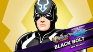 New Recruit Inhumans Event Black Bolt