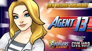 Recruit Available Agent 13