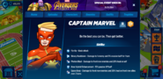 Captain Marvel Profile