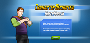 Character Recruited! Green Goblin