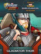 New Outfit Thor Ragnarok event Gladiator Thor