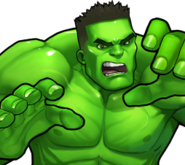 Hulk Rank 5 icon
