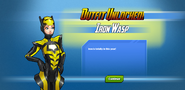 Outfit Unlocked! Iron Wasp