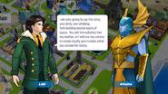 Loki and Attuma