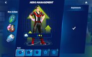 Wonder Man Rank 1 2.0