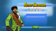 Outfit Unlocked! Classic Blade