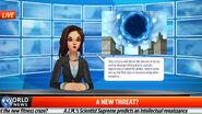 World News Intergalactic Portal