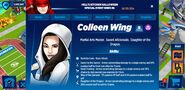 Colleen Wing's profile