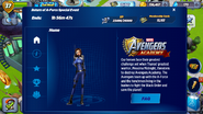 Return of A-Force Special Event Home