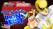 New Outfits Defenders Immortal Weapon Iron Fist