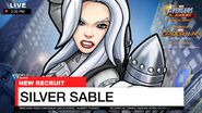 World News Silver Sable