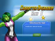 She Hulk Rank 5