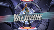 Character Recruited! 2.0 Valkyrie