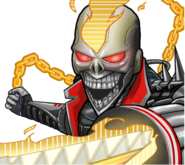 Ghost Rider 2099 Rank 3 Icon