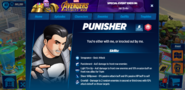 Punisher's Profile