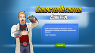 Character Recruited! Hank Pym