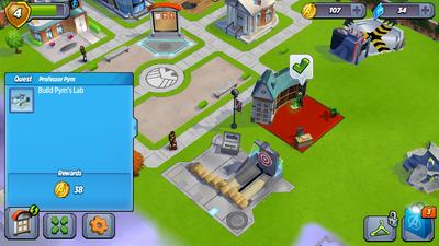 Professor Pym