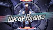 Bucky Barnes arrives 2.0