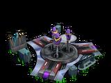 Cosmic Combat Simulator