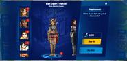 Diver America Chavez Van Dynes