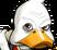 Howard the Duck Rank 1 icon