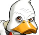 Howard the Duck Rank 1 icon