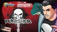 Returning Hero Defenders Punisher