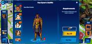 Royal Black Panther Van Dynes